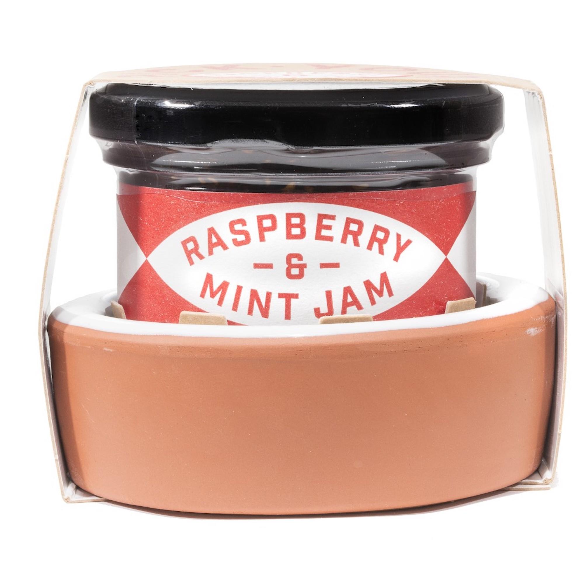 Raspberry & Mint Jam Gift Set by Makers & Merchants