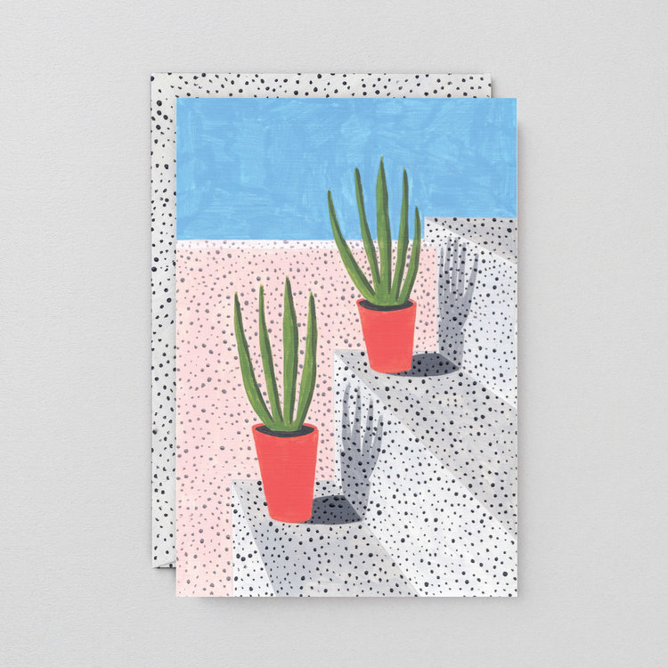 Plant Study 3 Art Card