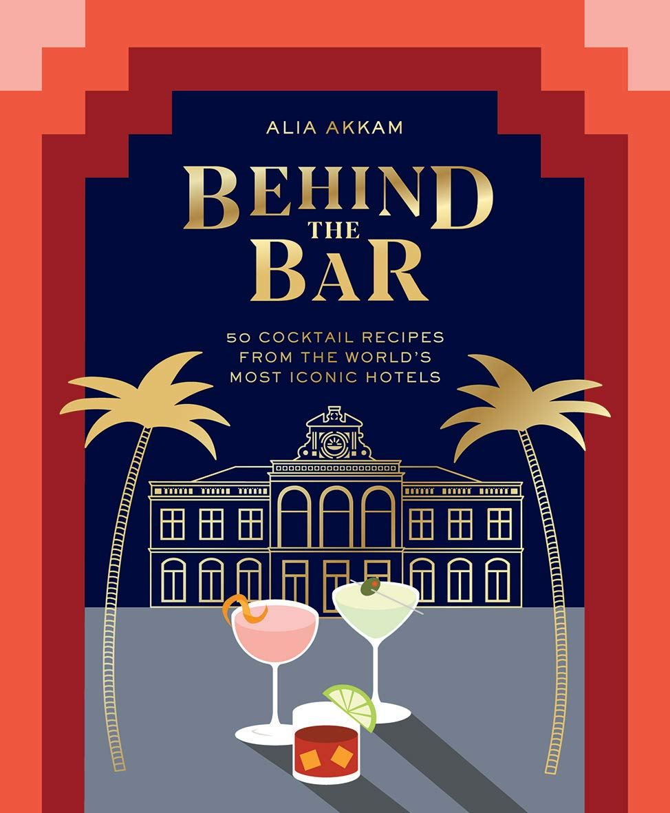 Behind the Bar Cocktail Book