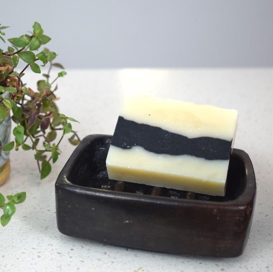 High-fired Terracotta Soap Dish