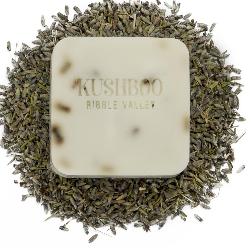 Kushboo Lavender and Lemon Soap