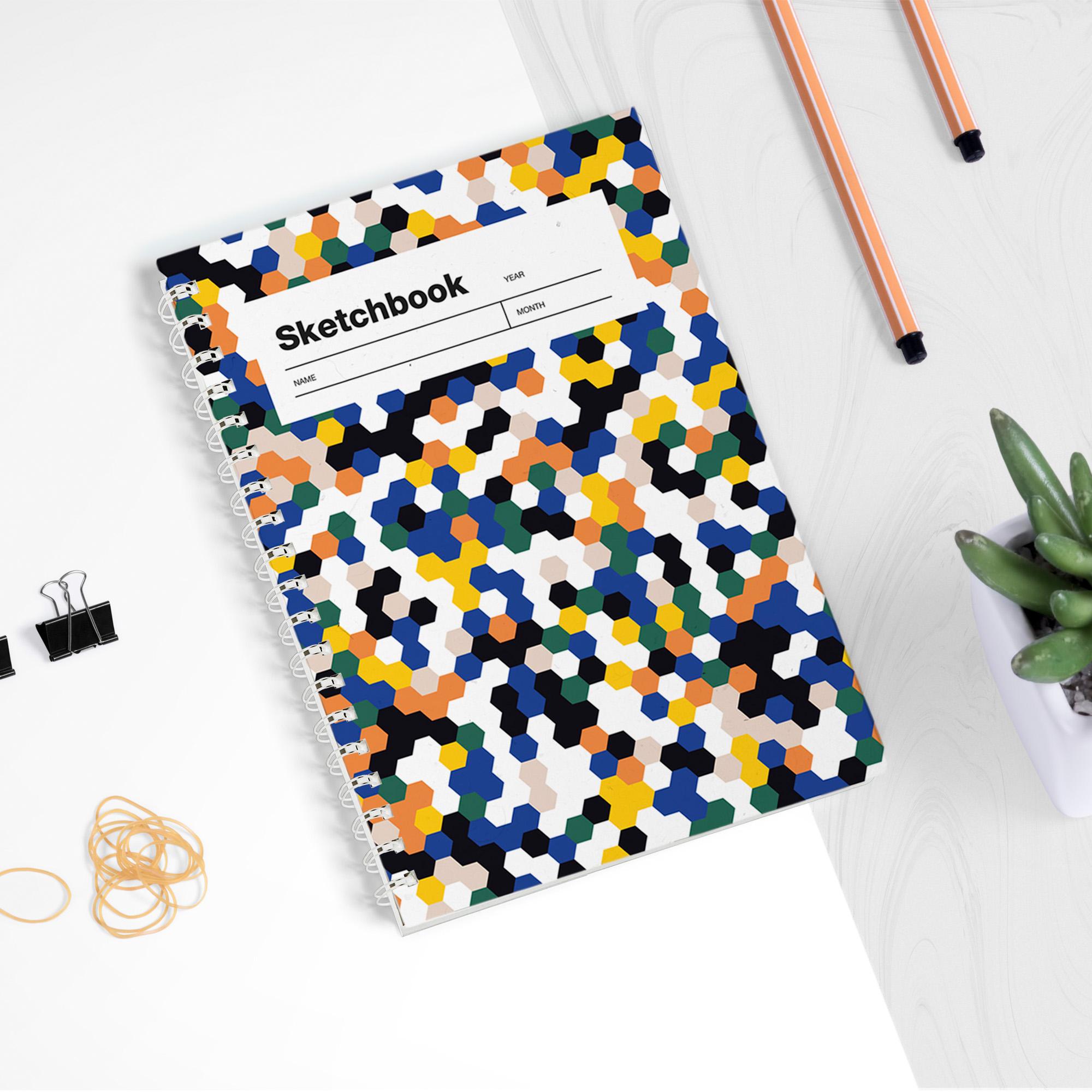 A5 Sketchbook by WEEW Smart Design
