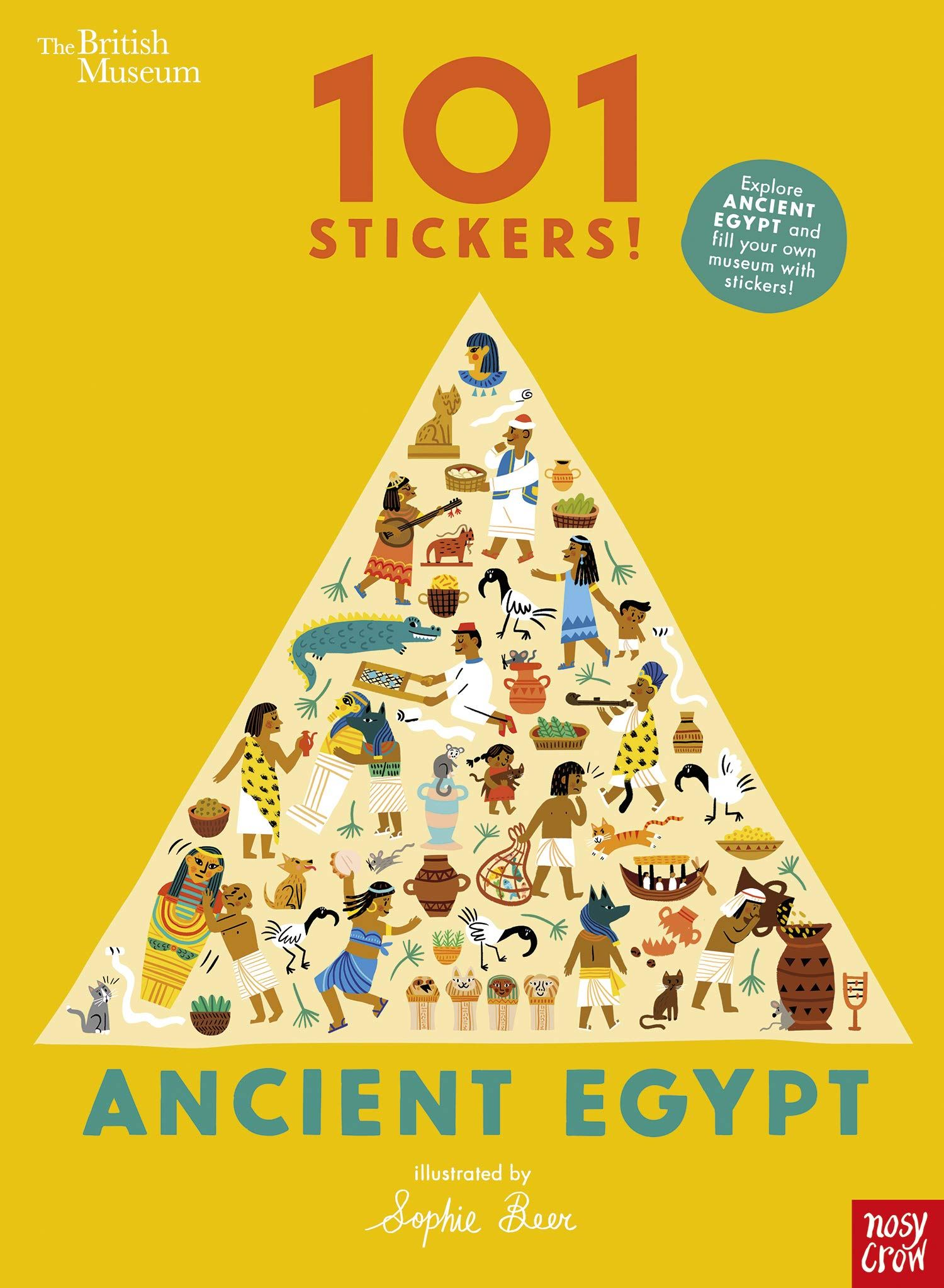 101 STICKERS: ANCIENT EGYPT