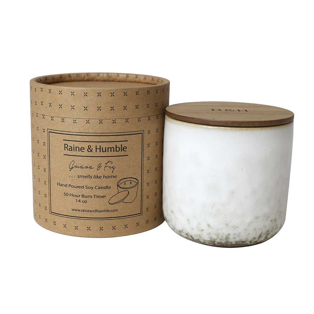Large Candle Canister by Raine & Humble