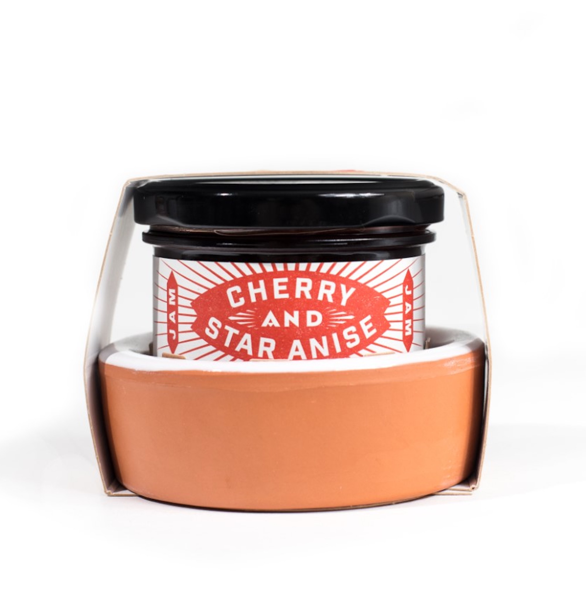 Cherry & Star Anise Jam Gift Set by Makers & Merchants