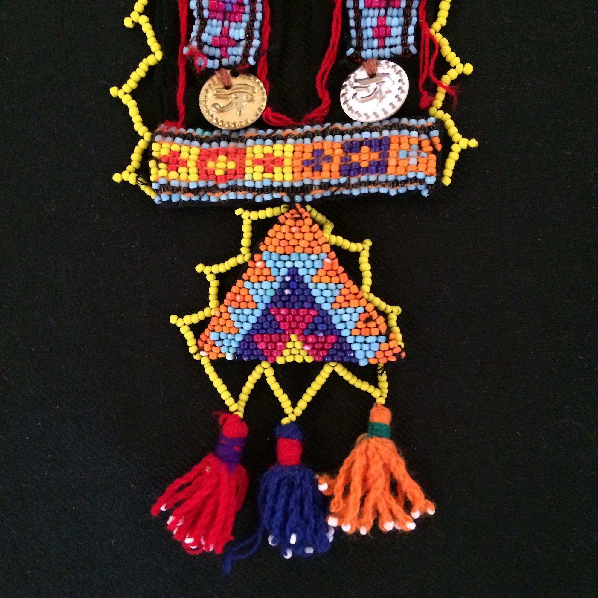 Handmade Bedouin Necklace