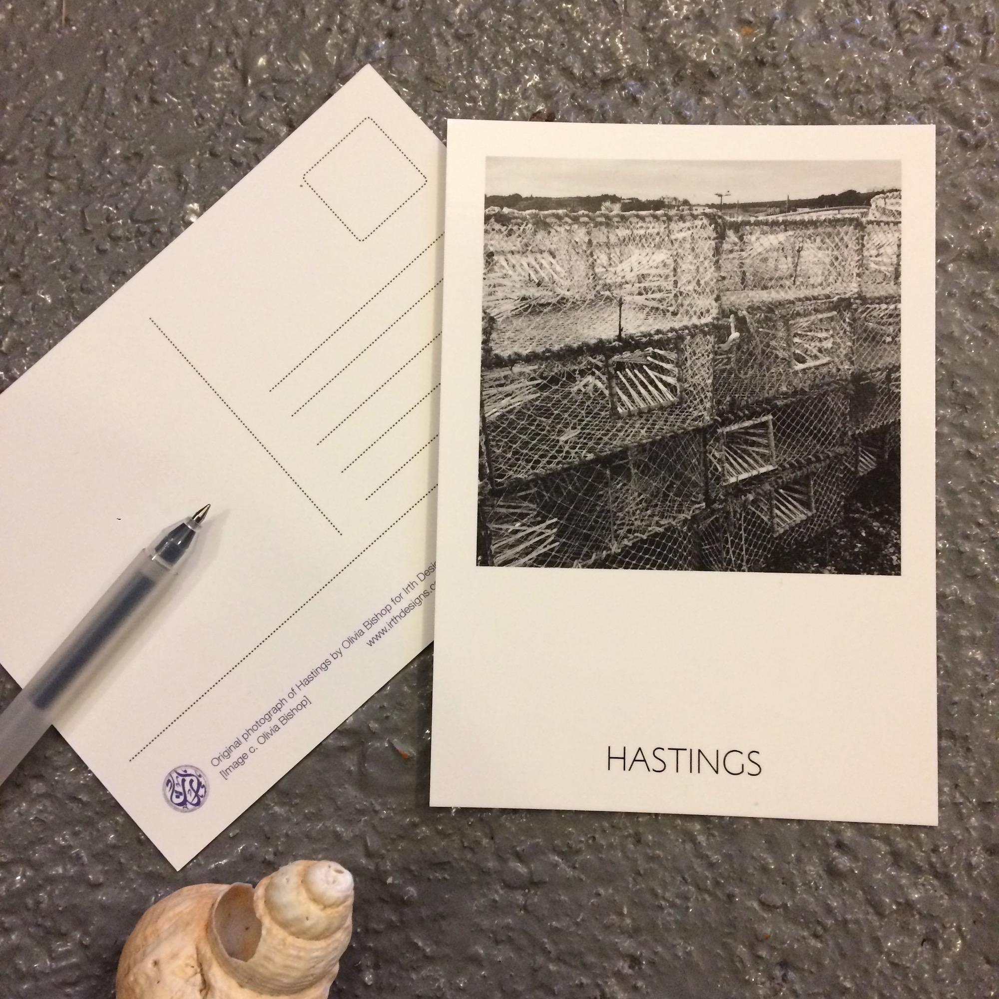 Hastings Postcards