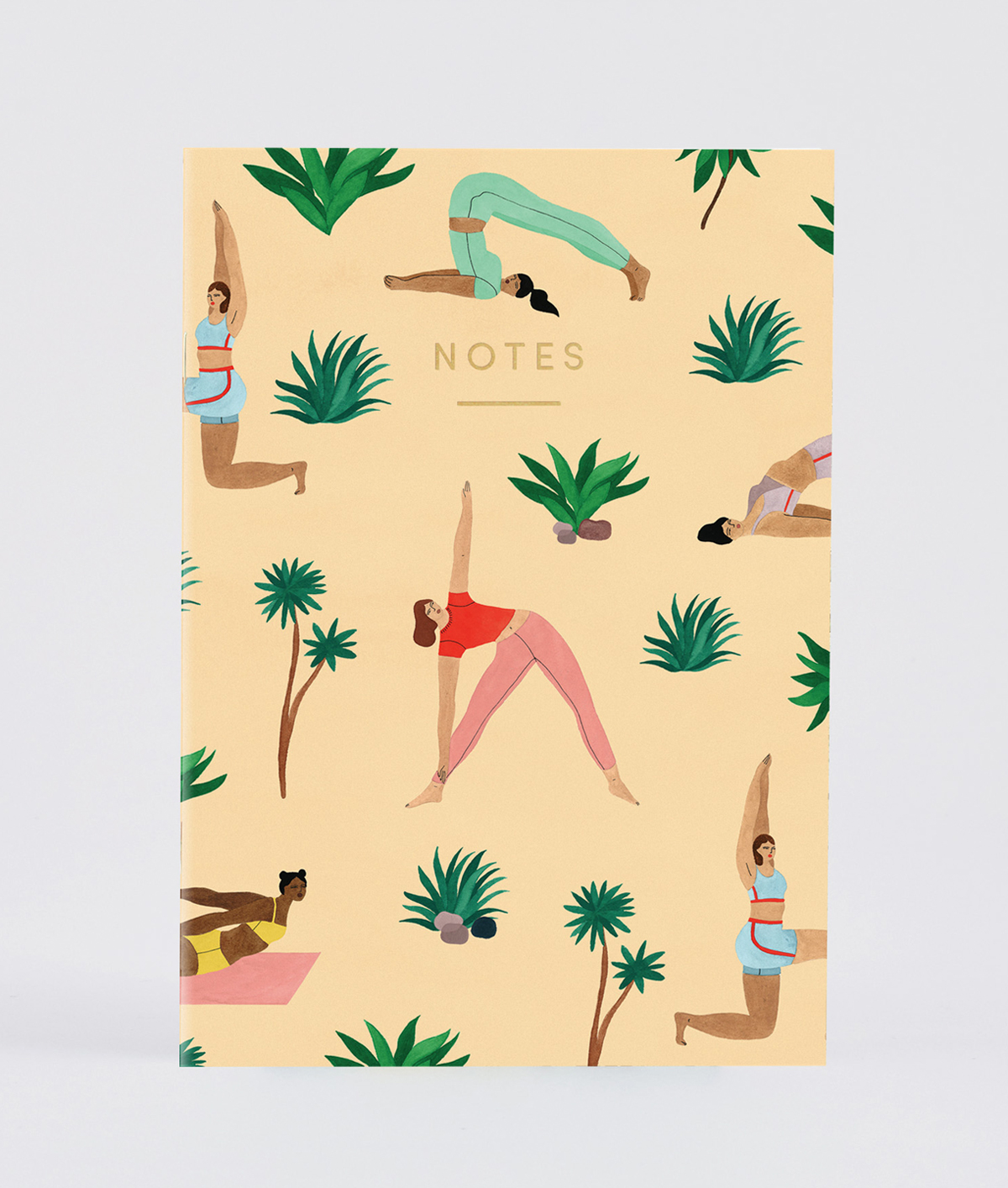 Yoga A5 Notebook by Wrap - Sale!
