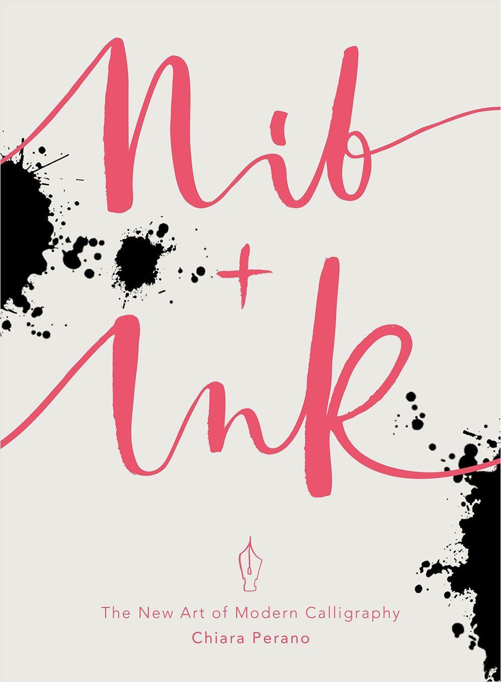 Nib & Ink Calligraphy Book