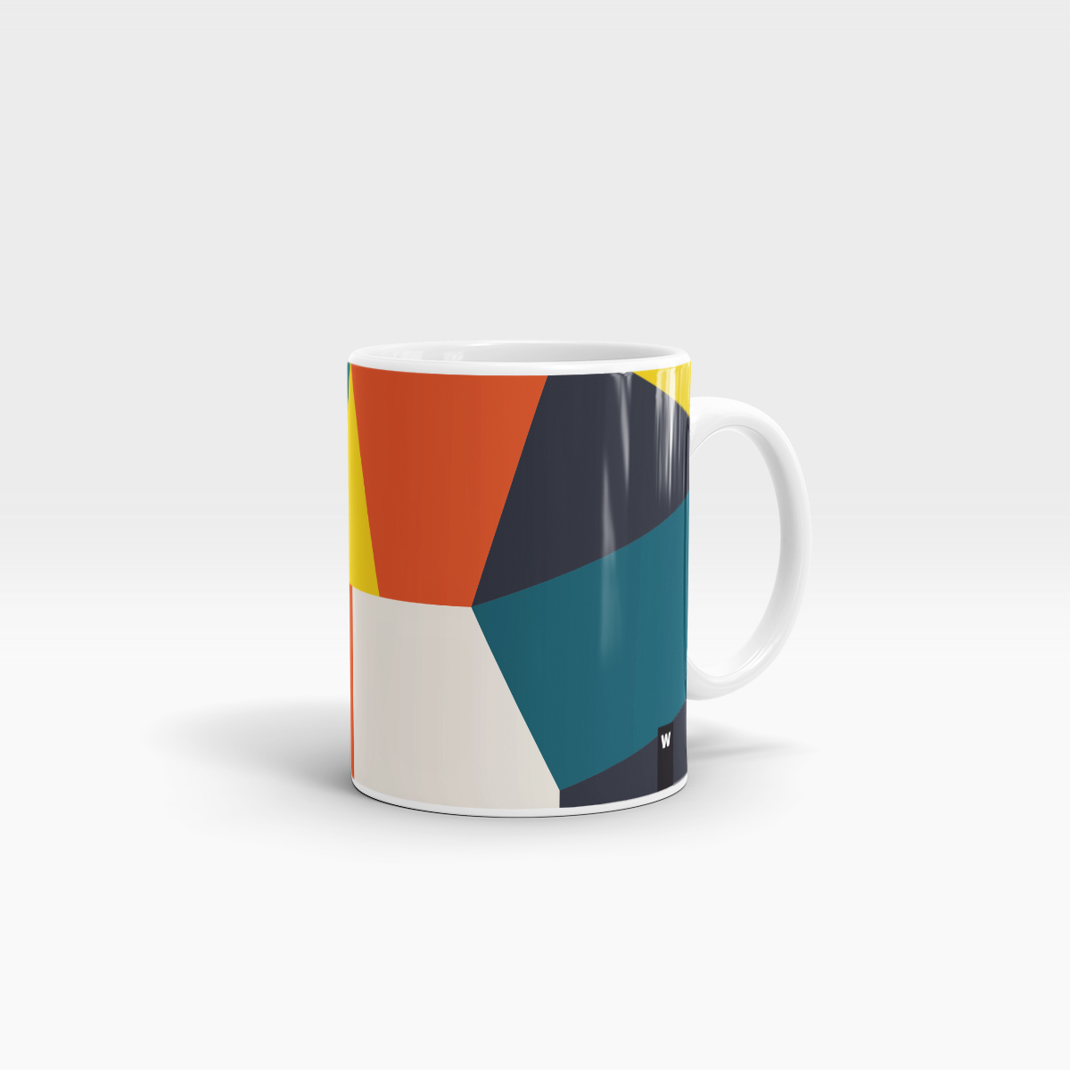 Pattern #1 Mug by WEEW Smart Design