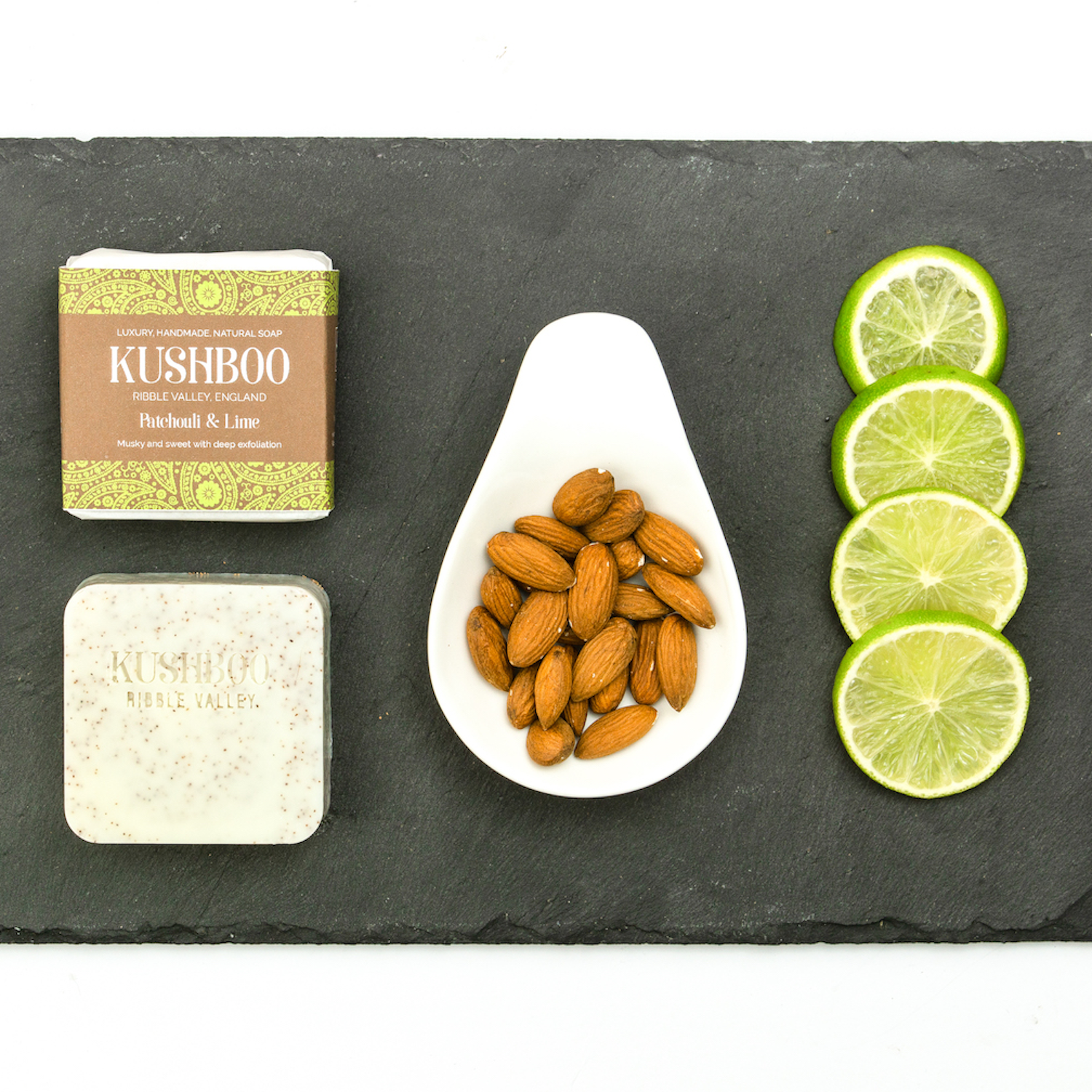 Kushboo Patchouli and Lime Soap