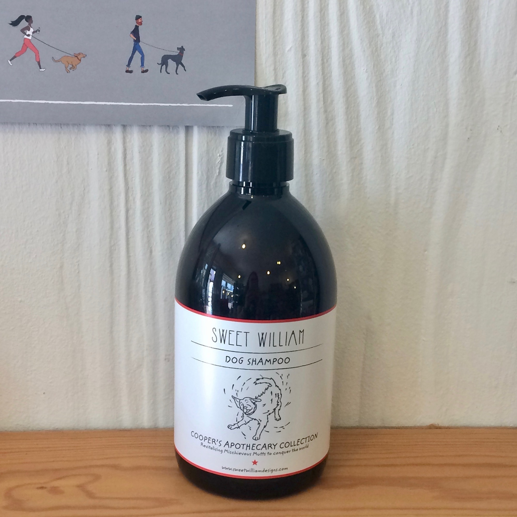 Sweet William Dog Shampoo