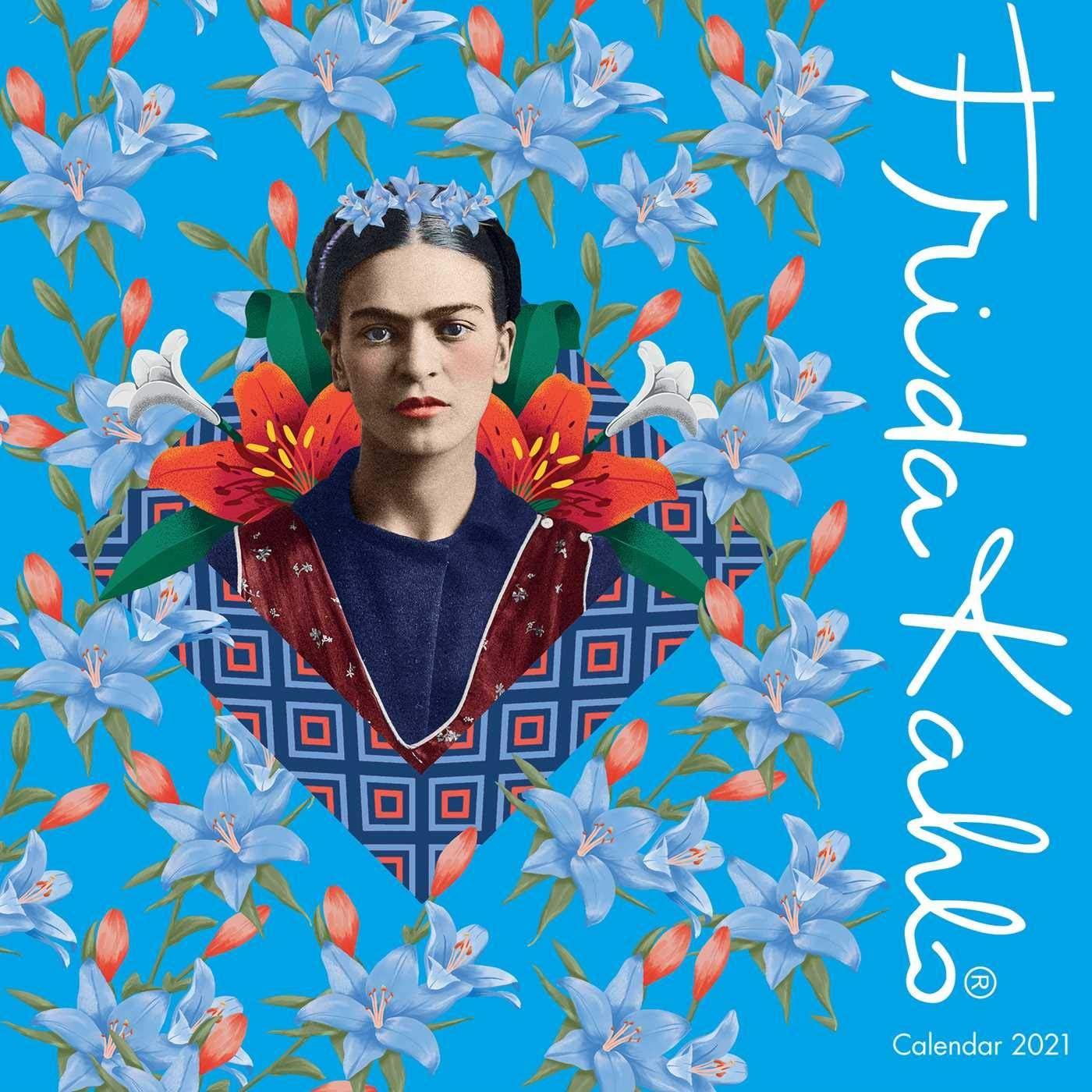 Frida Kahlo 2021 Wall Calendar - Sale!