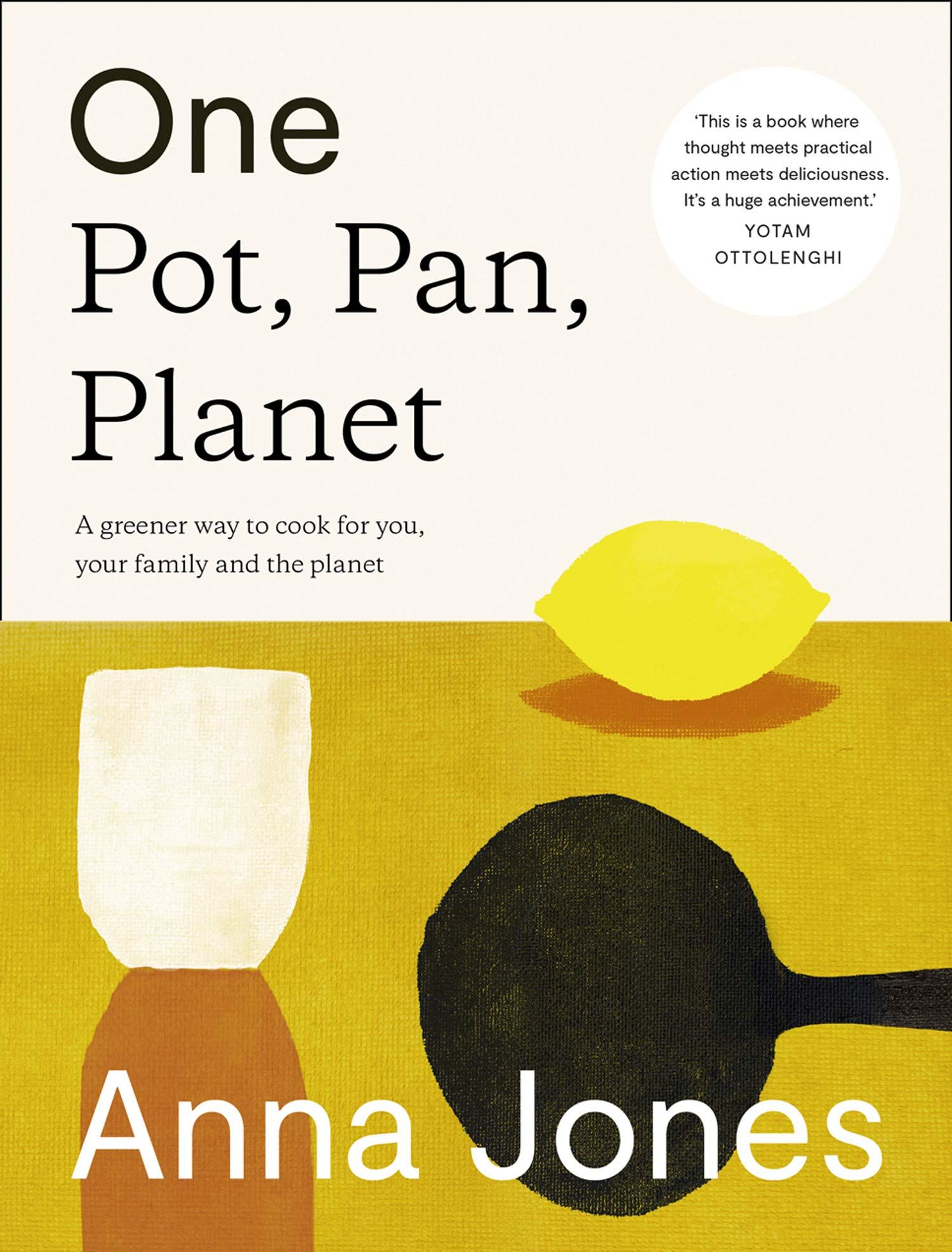 One Pot, Pan, Planet Cookery Book