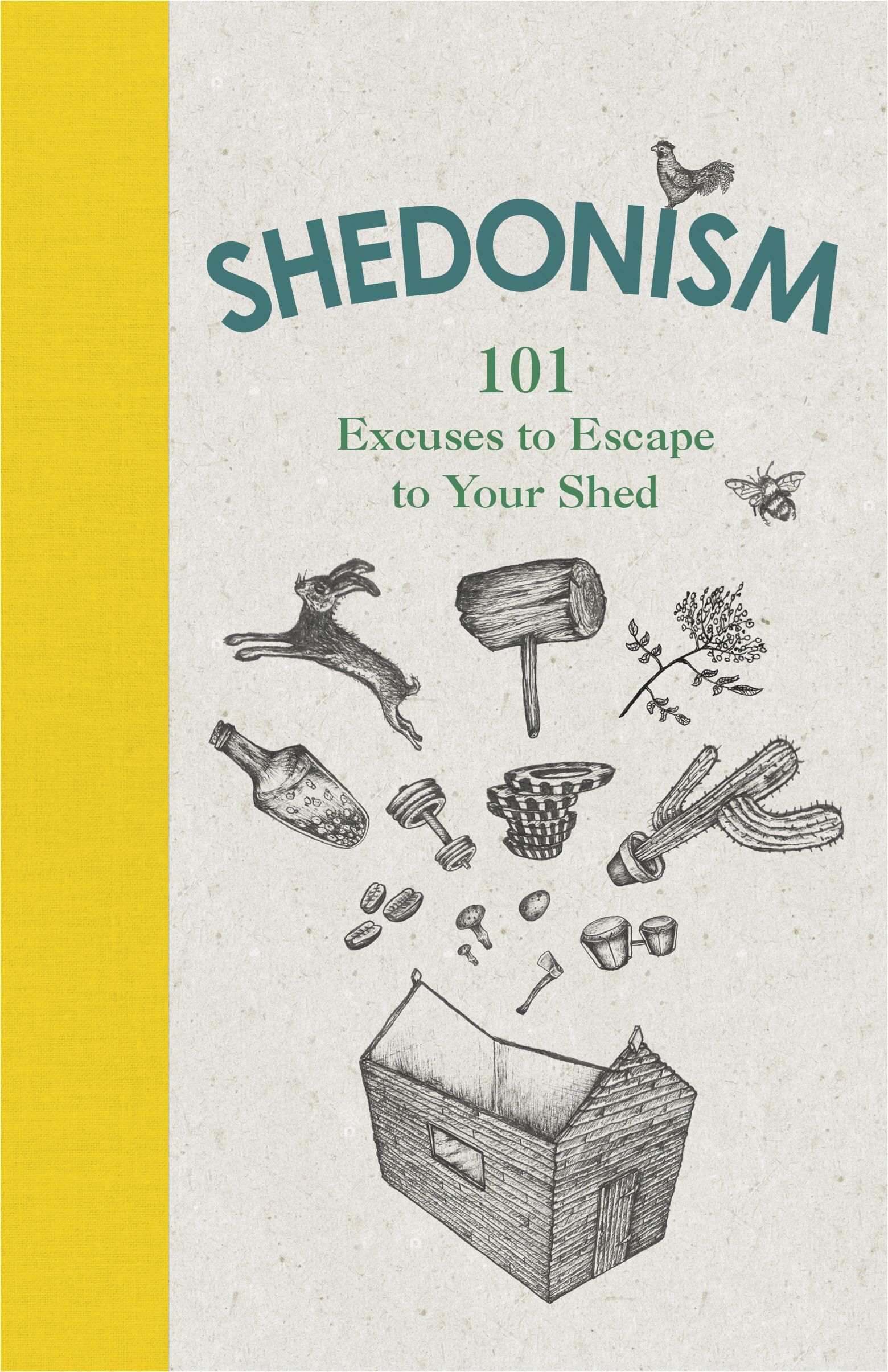 Shedonism Book