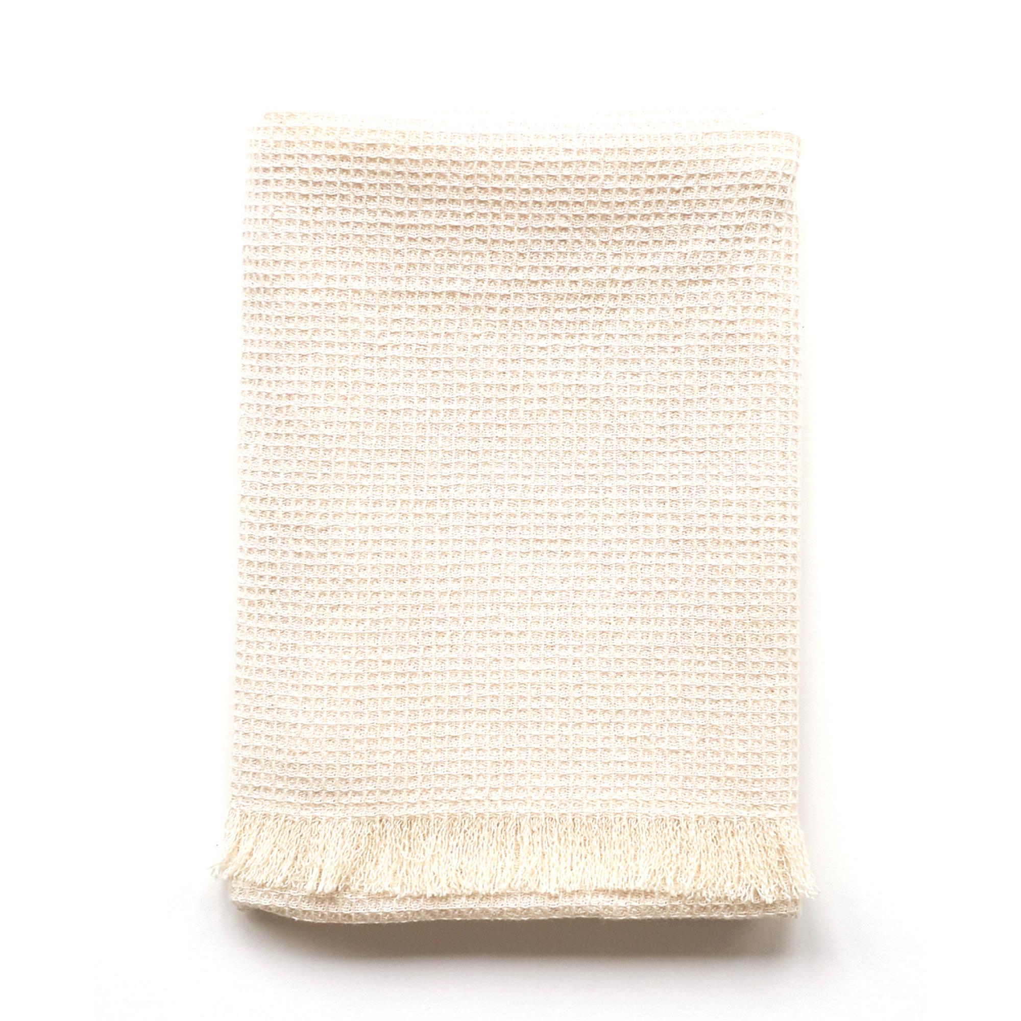 Natural Waffle Hand/ Tea Towel
