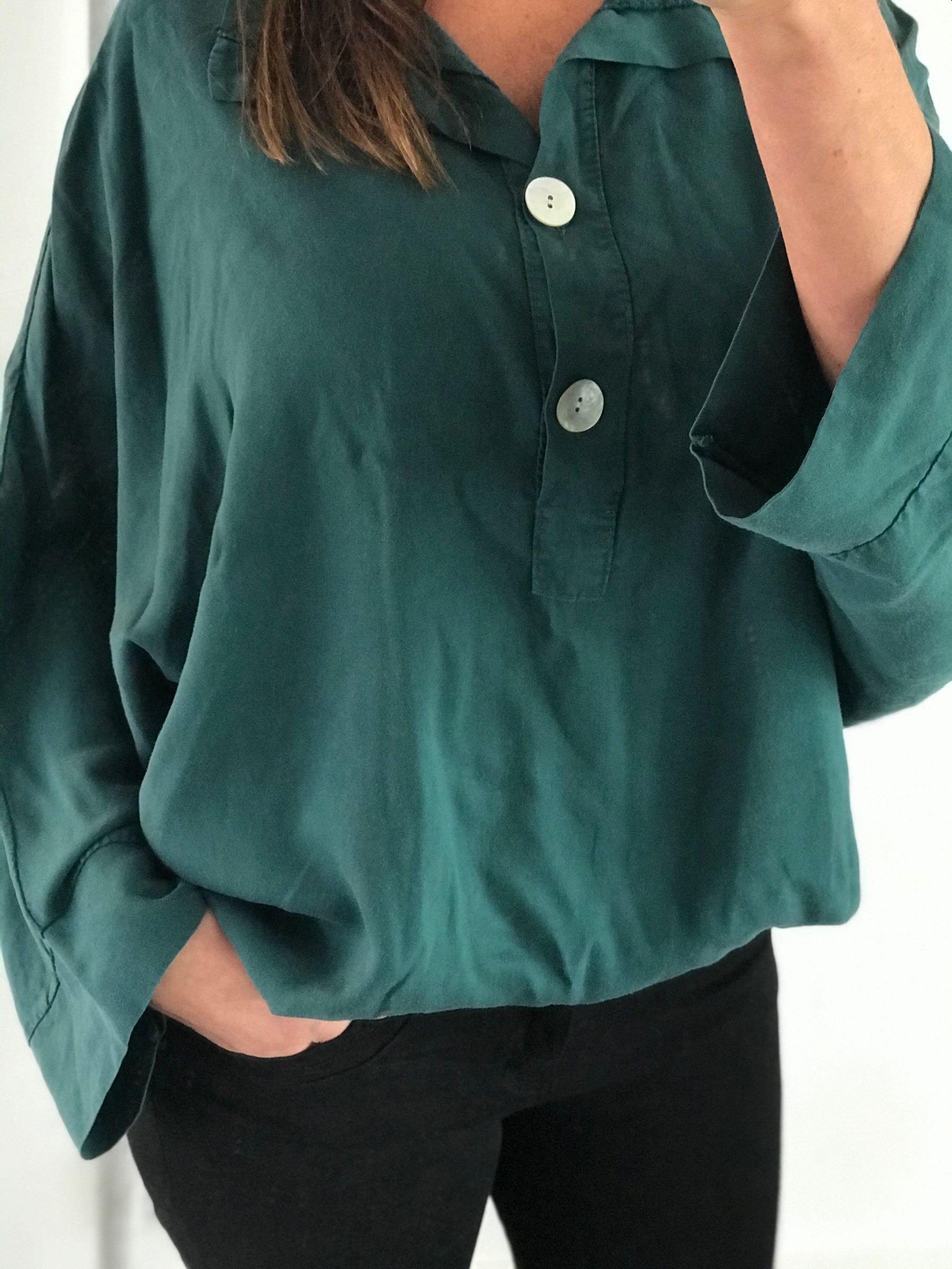 Oversize skjorta