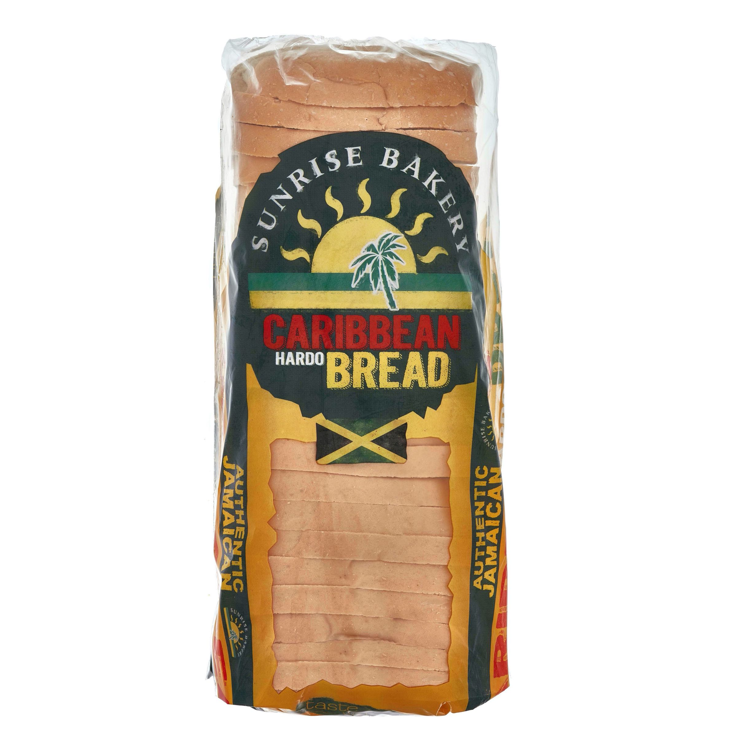 Sunrise Bakery Sliced Caribbean Hardo Bread