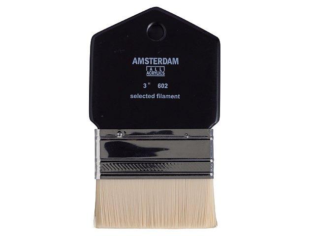 Amsterdam akrylpensel moddlare (paddle) 7,5 cm
