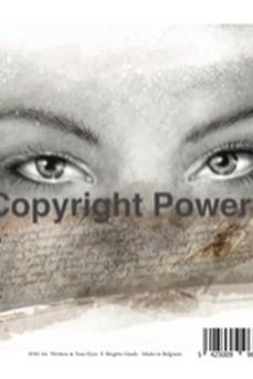 0381, Laserprint written in your eyes A4