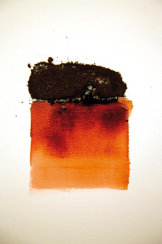Bister Liquid Röd, 0451, 100 ml.