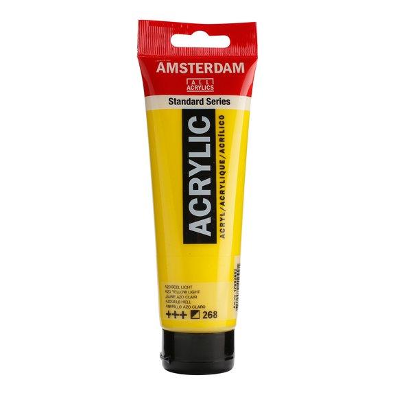 Amsterdam Azo Yellow Light 268, 120 ml