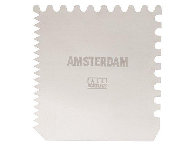 Amsterdam scraper 15 x 15 cm