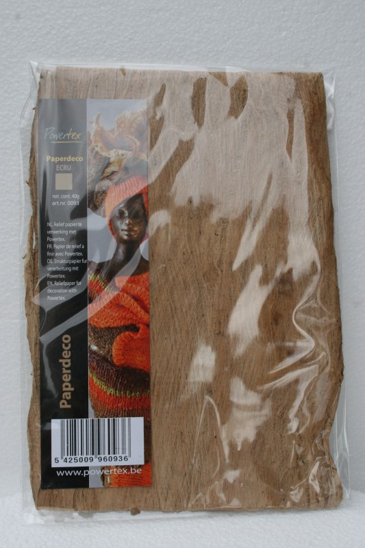 Paperdeco naturell, 0093, 40 g