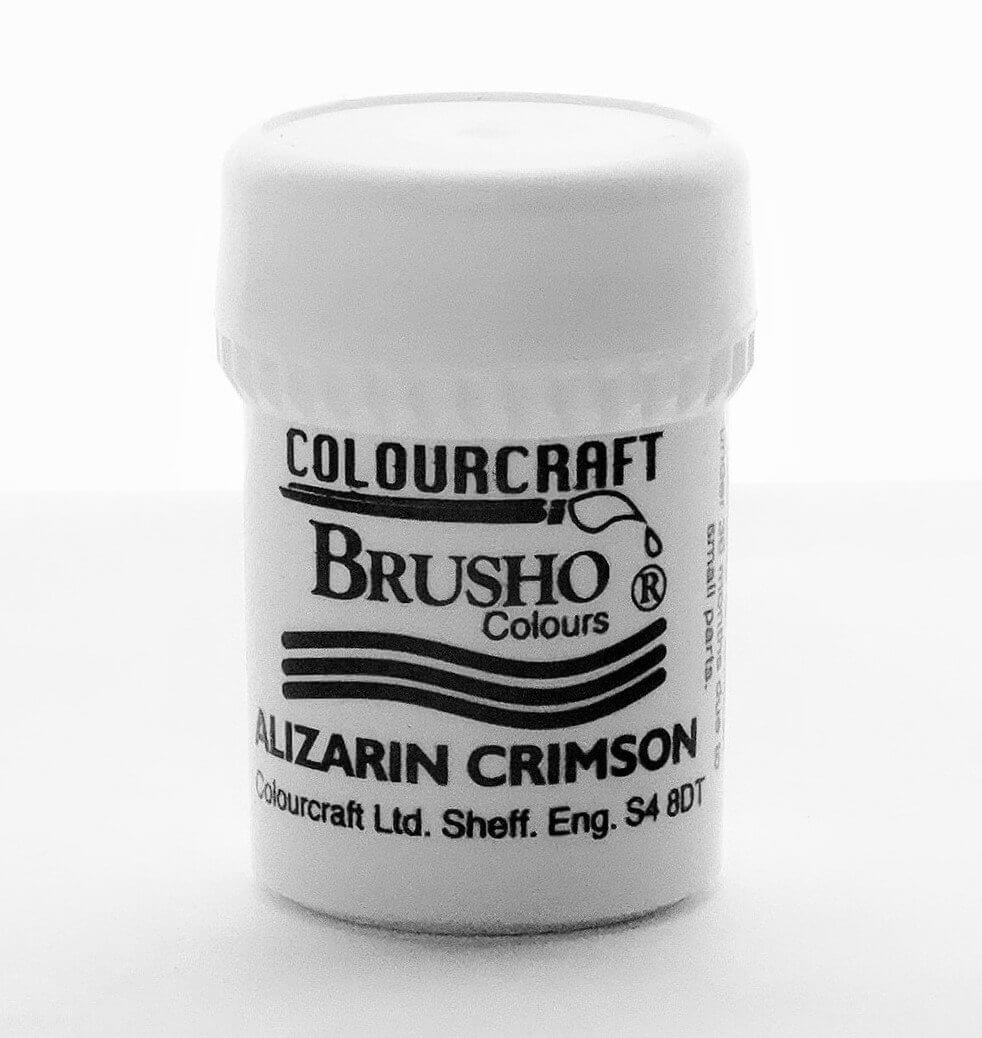Brusho Alizarin 15 ml