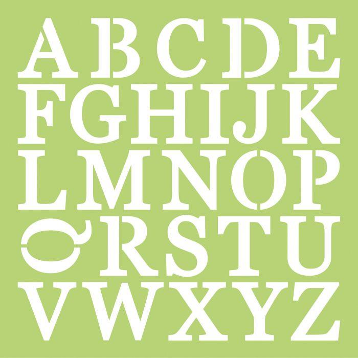 Stora bokstäver