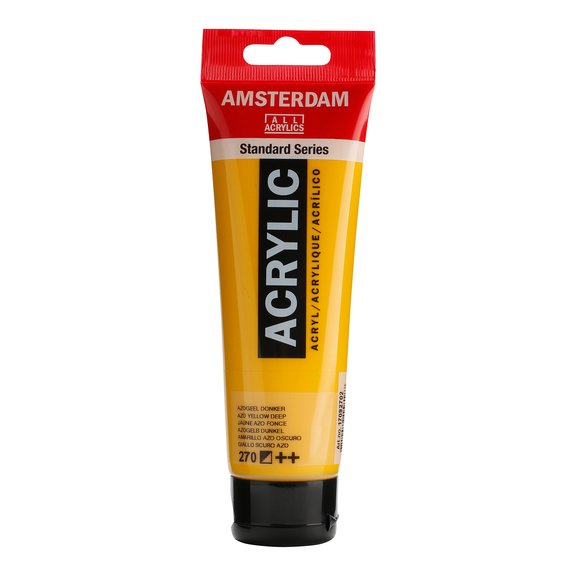 Amsterdam Azo Yellow Deep 270, 120ml