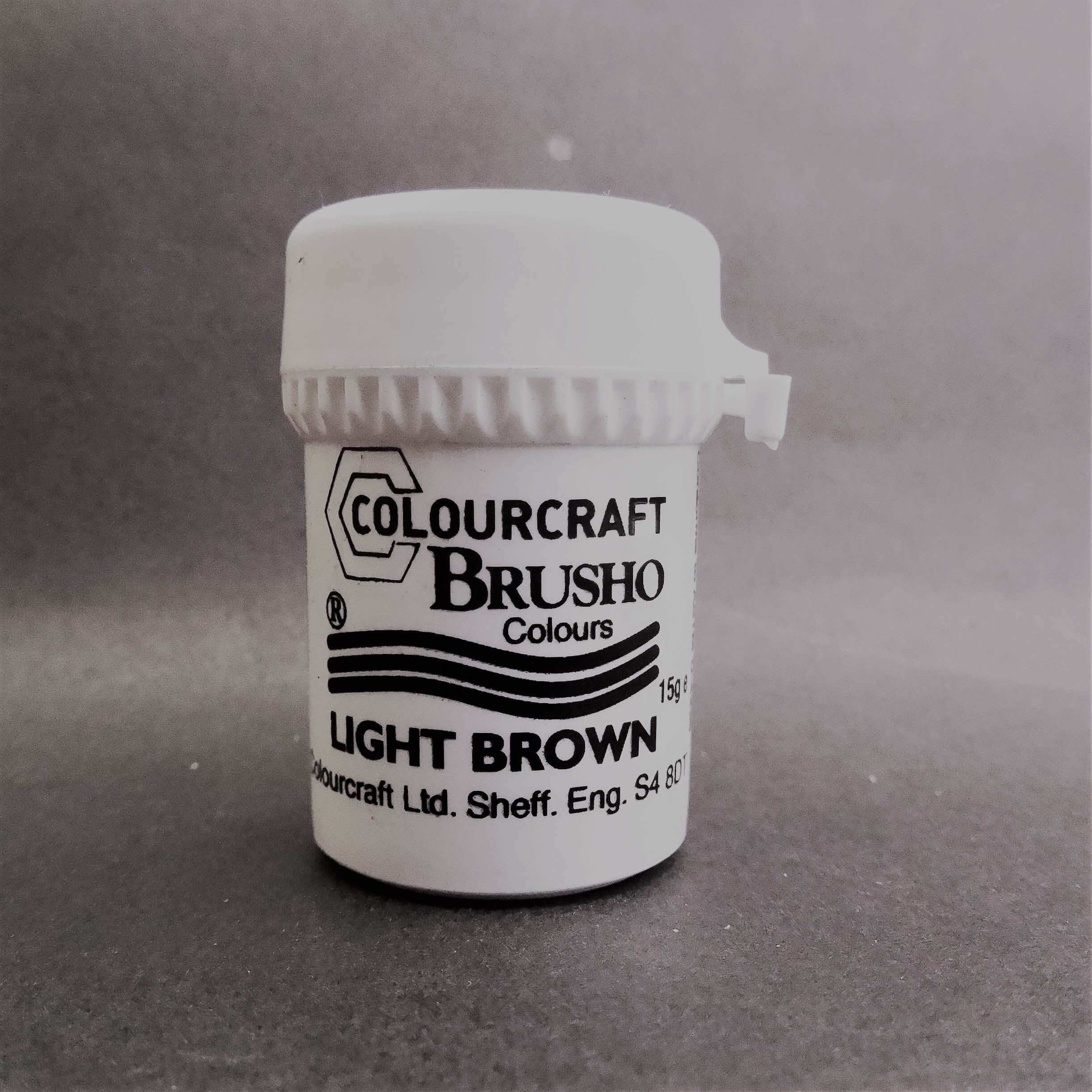 Brusho Light brown 15 ml