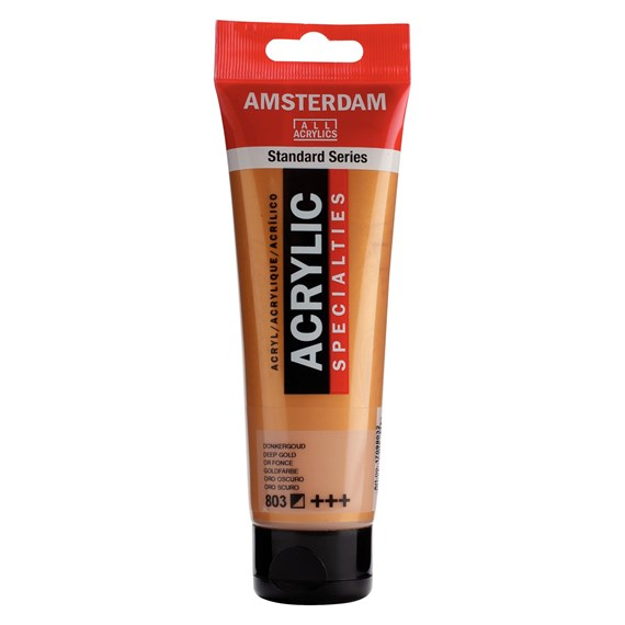 Amsterdam Deep Gold 803, 120 ml