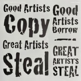 Good artists