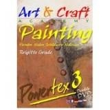DVD 3, måla med Powertex