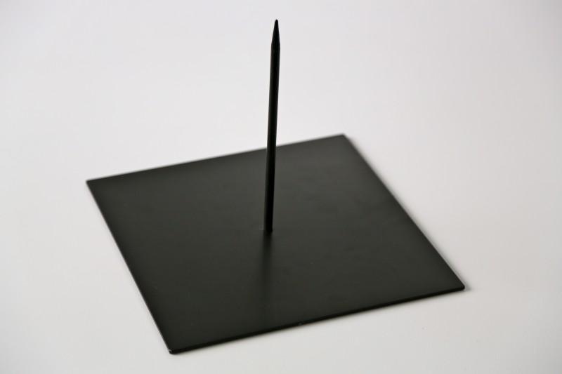 Metallstöd, 0169, 12x12x13 cm