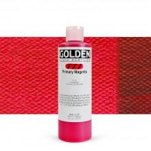 Golden fluid 118 ml - Primary magenta