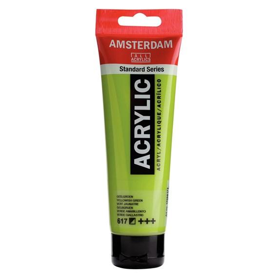 Amsterdam Yellowish Green 617, 120 ml