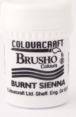 Brusho Burnt sienna 15 ml