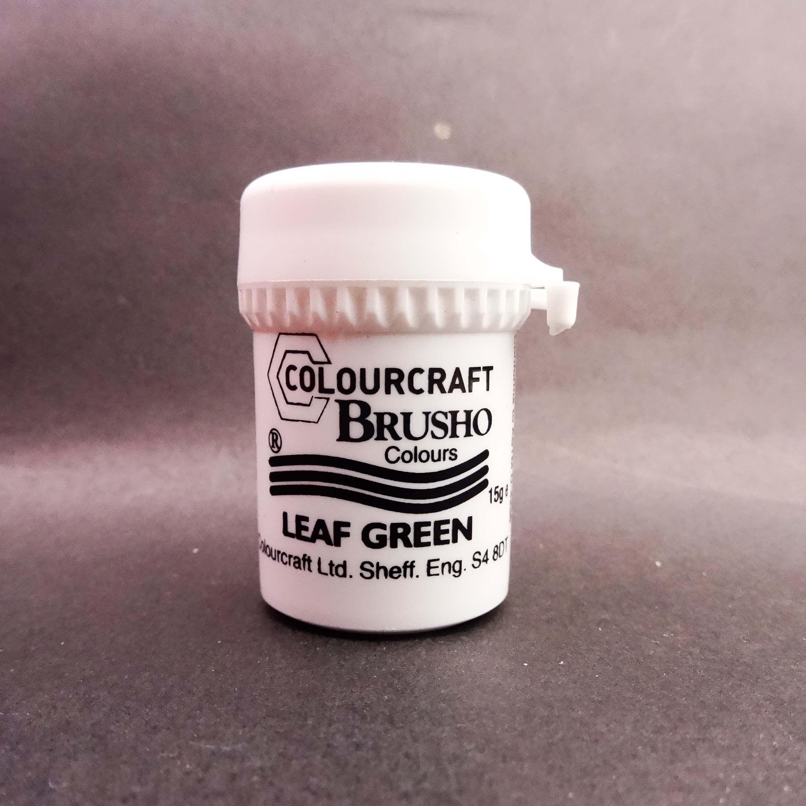 Brusho Leafgreen 15 ml