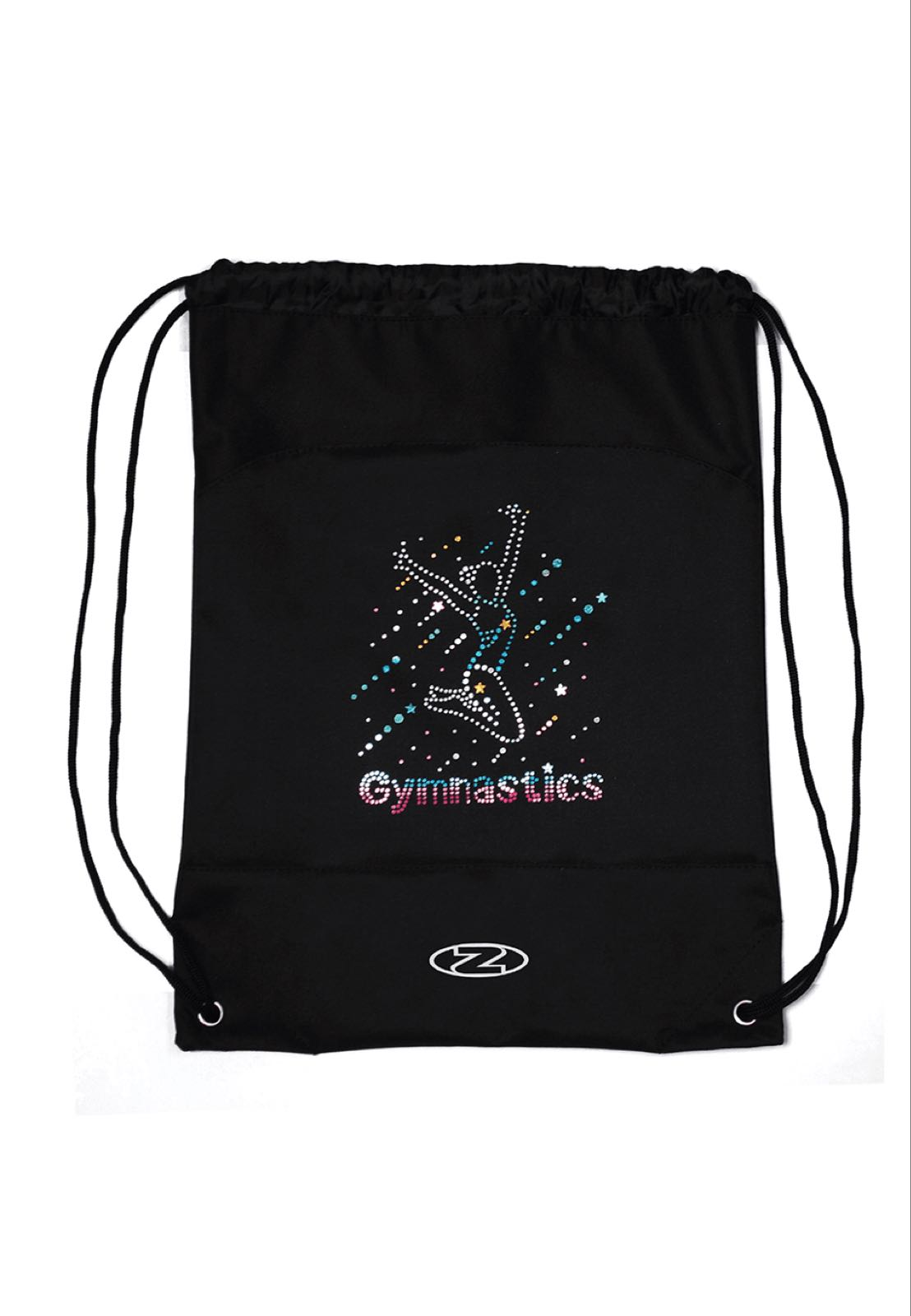 Gymnastics Drawstring Bag - Zone