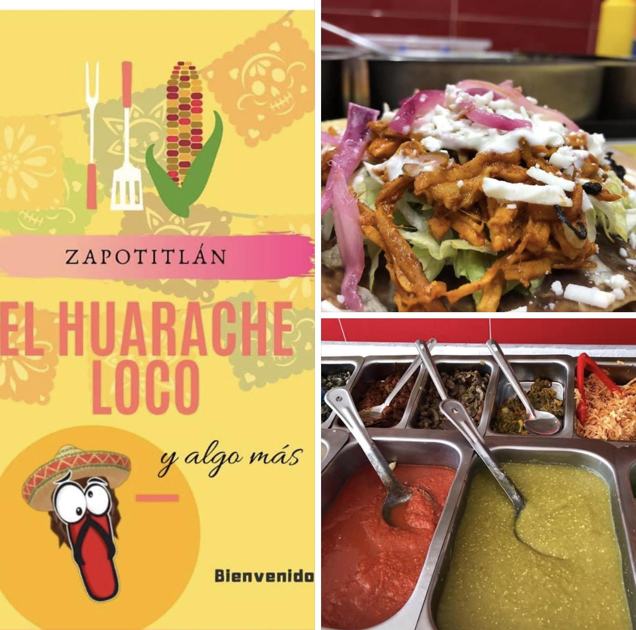"""El Huarache Loco"""