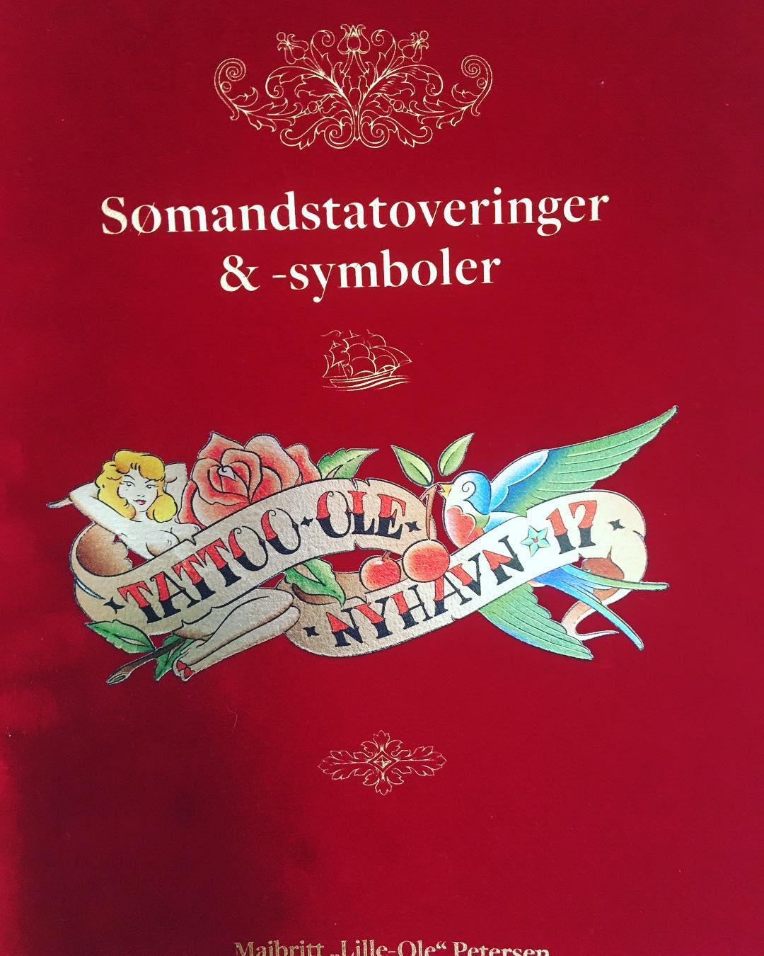 Bog: Sømandstatoveringer & -symboler DK