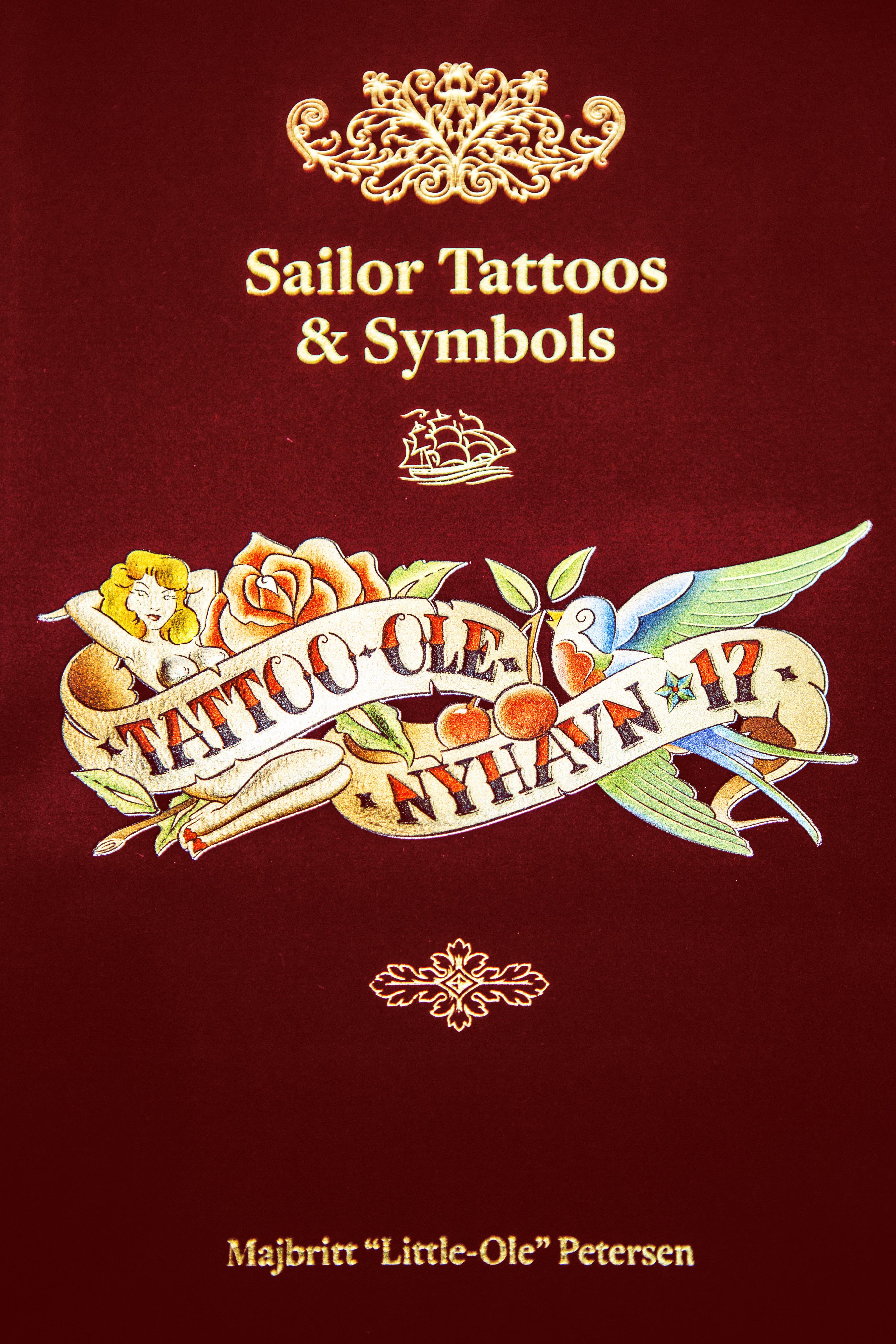Book: Sailor Tattoos & Symbols ENG
