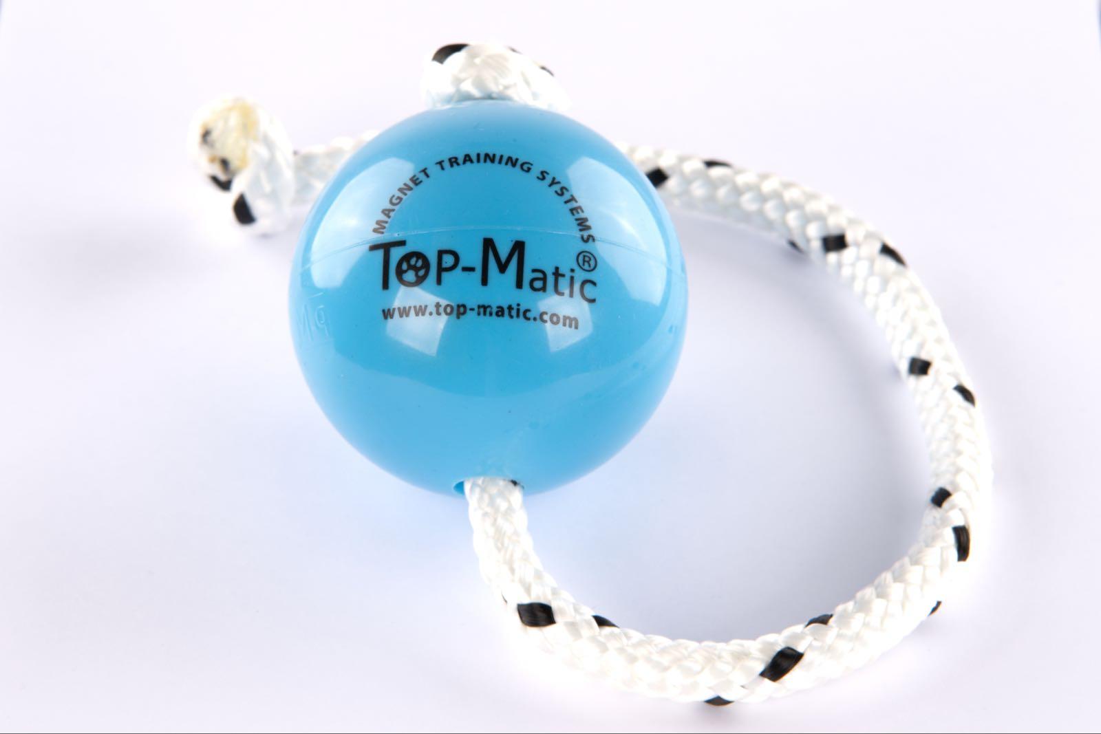 TopMatic magneettipallo sininen (pehmeä)