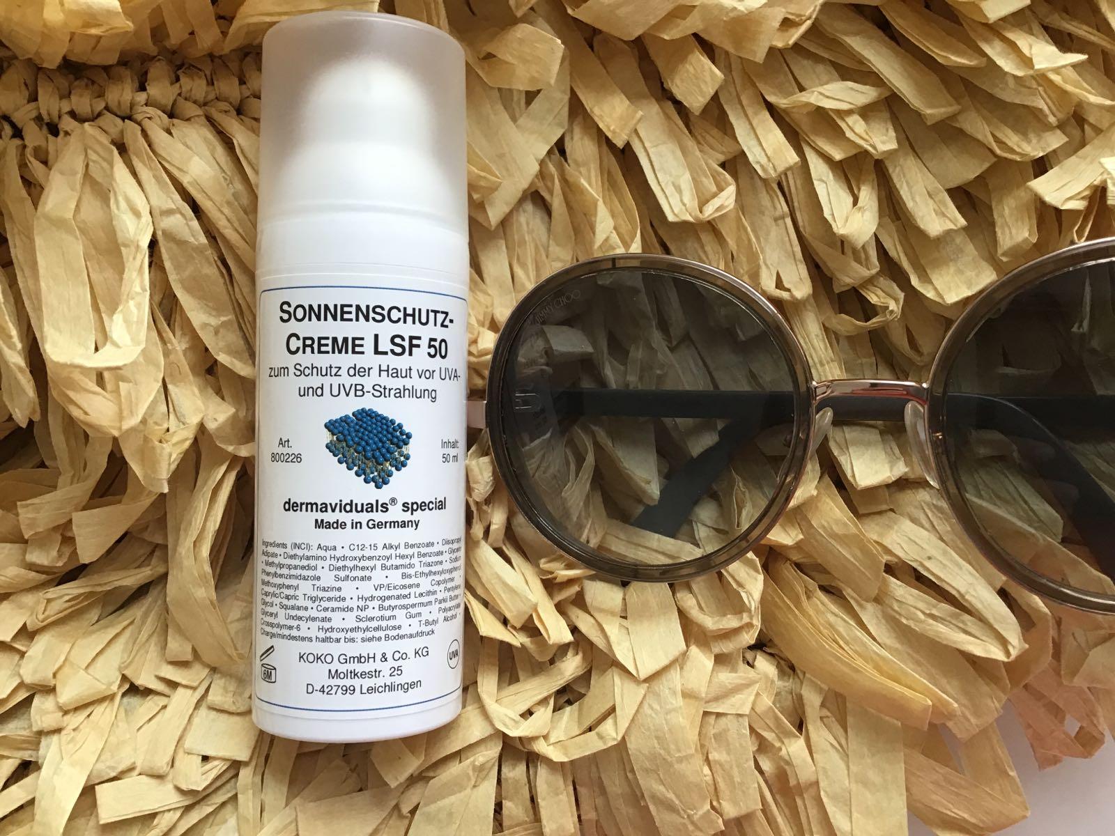 Sonnenschutzcreme LSF50  50 ml