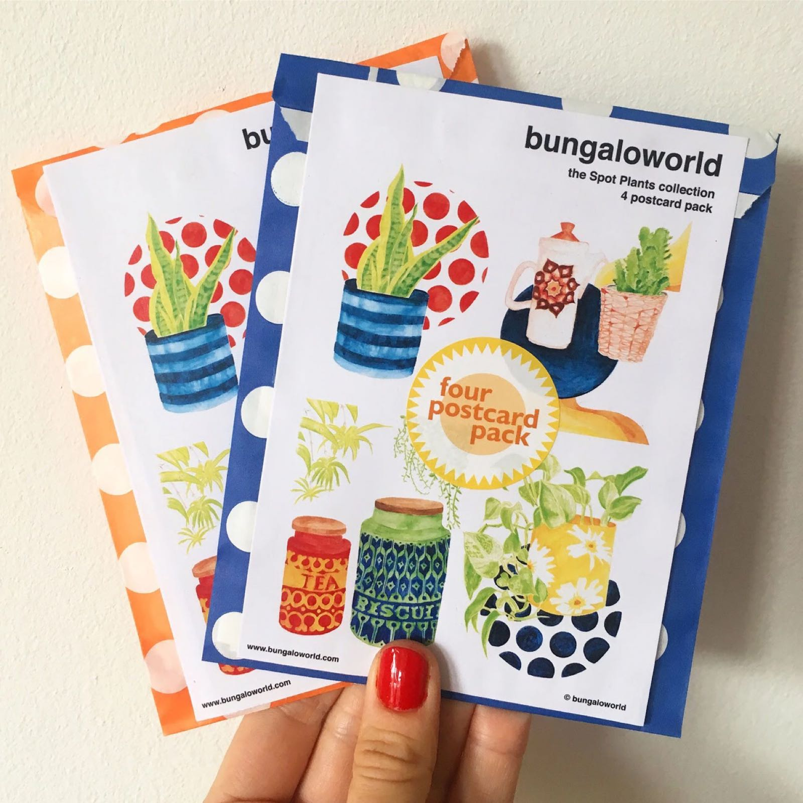 Bungaloworld - Postcards