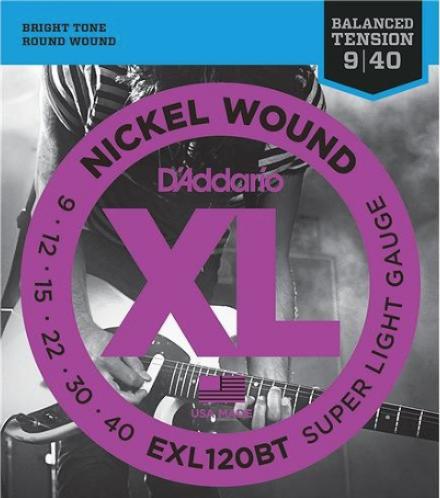 D'Addario Electric Guitar Strings