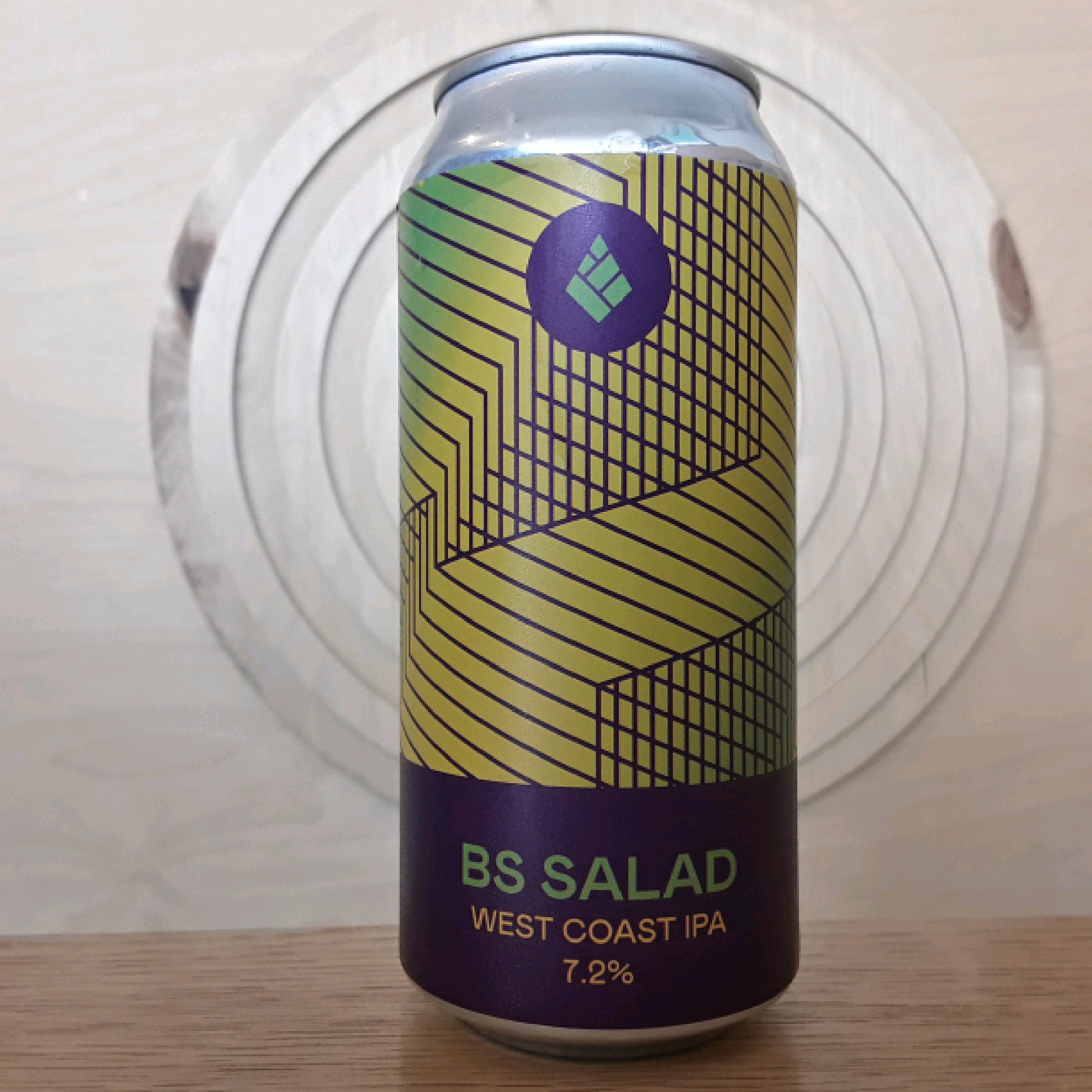 Drop Project | BS Salad | West Coast IPA