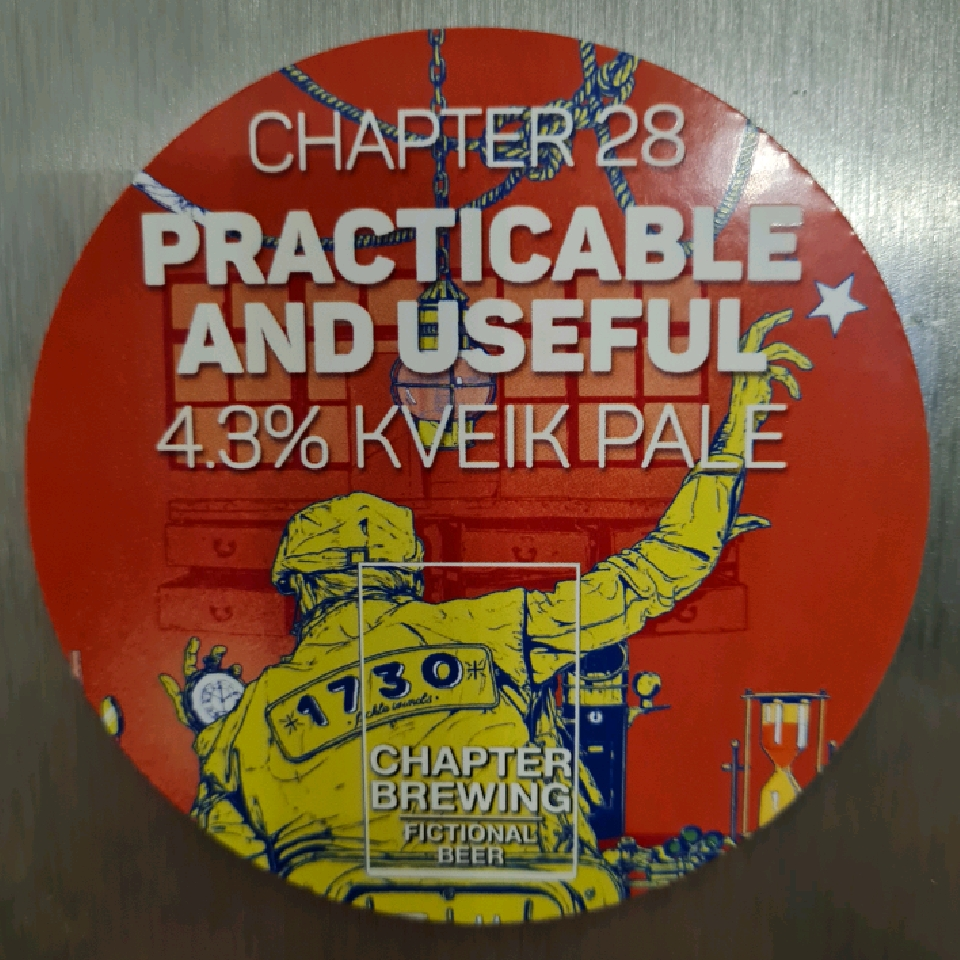 Chapter Practicable and Useful 1ltr + Bottle